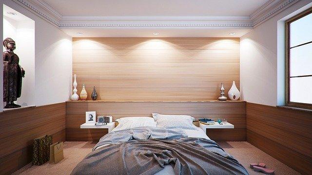 פתרונות לשמירה על הסדר בחדר השינה