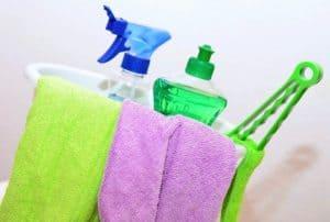 ניקיון הבית - כך תשמרו על הבית סופר נקי באפס מאמץ