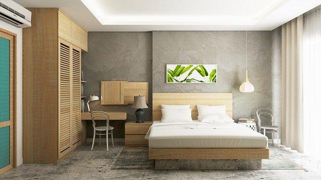 חדרי שינה מעוצבים - יתרונות וחסרונות
